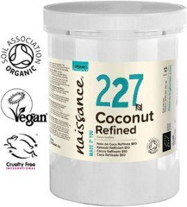 huile de coco pour savon maison